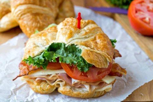 Breakfast/Lunch Sandwiches